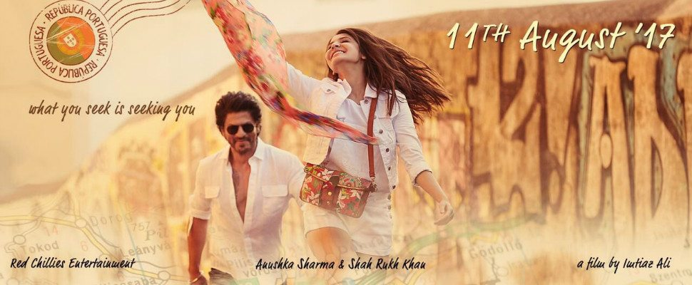 SRK & Anushka Sharma's Poster From Imtiaz Ali's New Film Indicative Of A Larger Problem