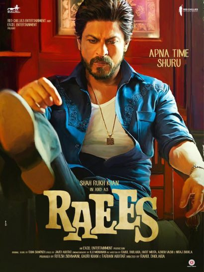 Official 'RAEES' (2017) Trailer Provides A Crime Drama Hidden Within Blockbuster Superficiality