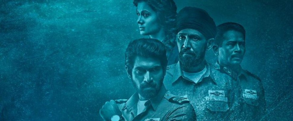 'The Ghazi Attack' (2017) Trailer Is Submarine Drama At Its Finest… Or First!