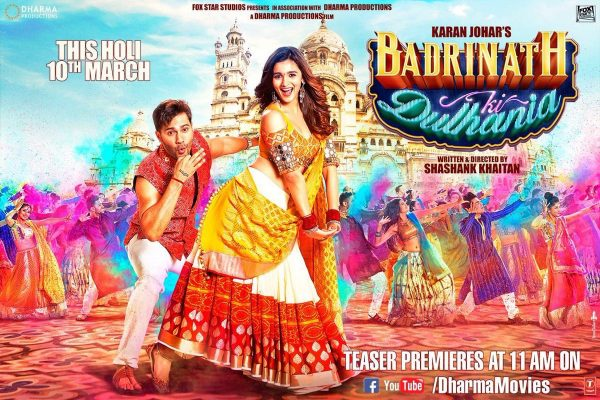 'Badrinath Ki Dulhania' (2017) Trailer Reveals The Right (And Fun) Way To Do A Thematic Sequel!