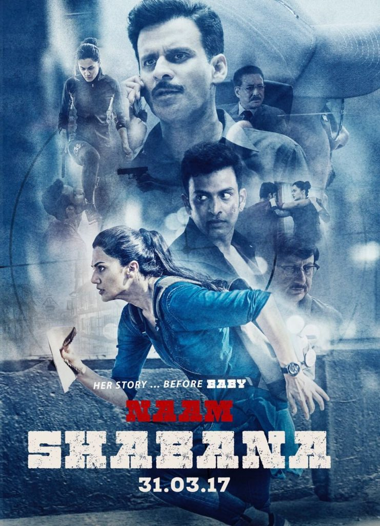 Taapsee Pannu Is The Action Hero We Never Knew We Wanted In 'Naam Shabana' (2017) Trailer!