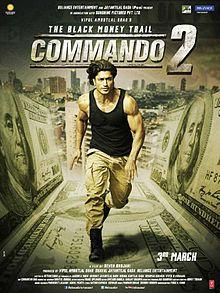 Commando 2, Vidyut Jammwal, Adil Hussain, Adah Sharma, Esha Gupta, Freddy Daruwala, 2017