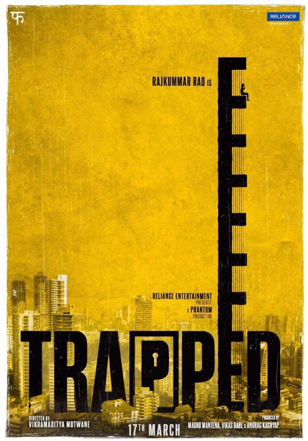 The 'TRAPPED' (2017) Trailer Is An On Screen Panic Attack And It's Awesome!