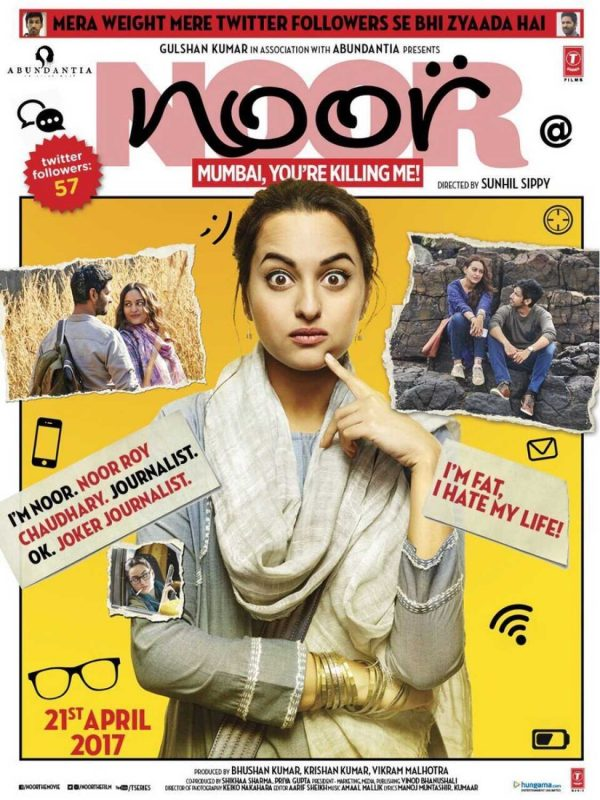 The 'NOOR' (2017) Trailer Shows Sonakshi Sinha How We've Always Wanted!