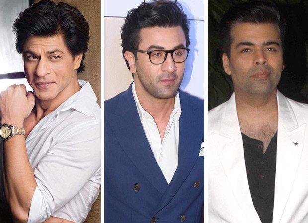 SCOOP: Shah Rukh Khan – Ranbir Kapoor to team up for Karan Johar   s next, , 2017