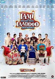 Laali Ki Shaadi Mein Laaddoo Deewana, Vivaan Shah, Akshara Haasan, Gurmeet Choudhary, Kavitta Verma, Saurabh Shukla, Sanjay Mishra, Darshan Jariwala, Ravi, 2017