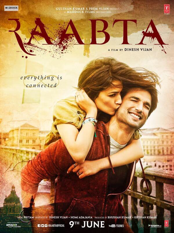 Could 'Raabta' (2017) Trailer Give A Fantasy Twist To The Typical Bollywood Love Story?