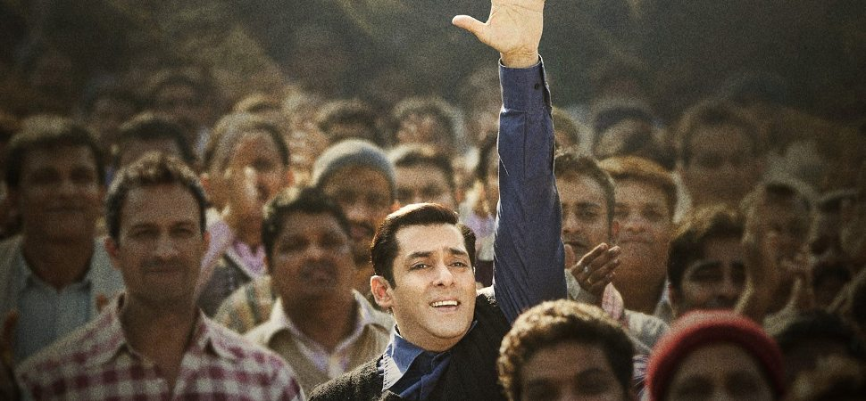 'TUBELIGHT' (2017) Teaser Looks Like Typical Salman Khan Movie With A Weird Source Of Inspiration