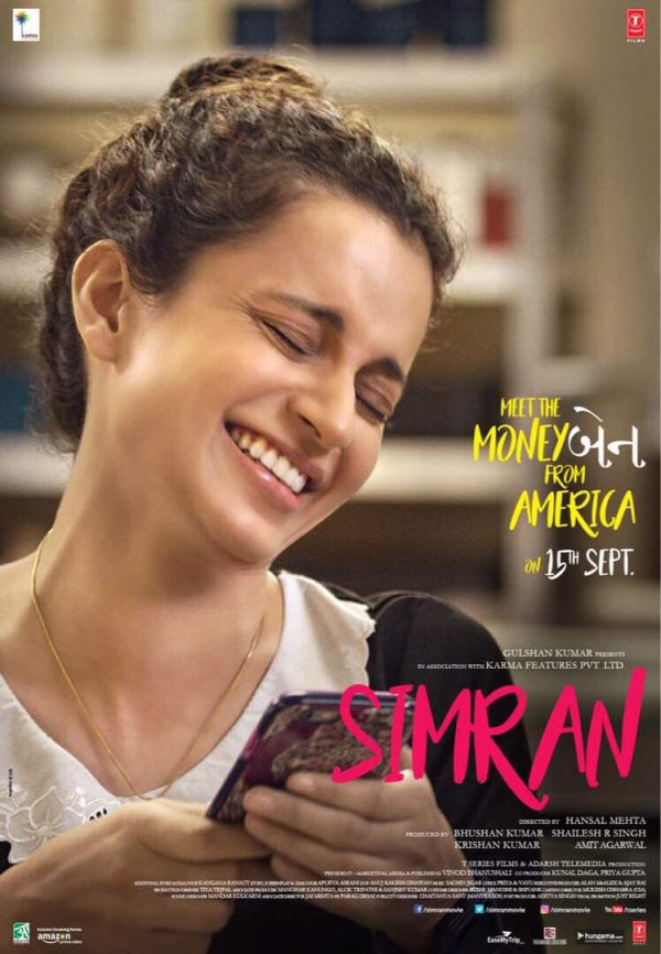 Kangana Ranaut Makes It Very Hard To Like The 'Simran' (2017) Teaser