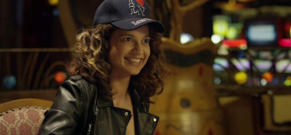 Kangana Ranaut Makes It Very Hard To Like The 'Simran' (2017) Teaser