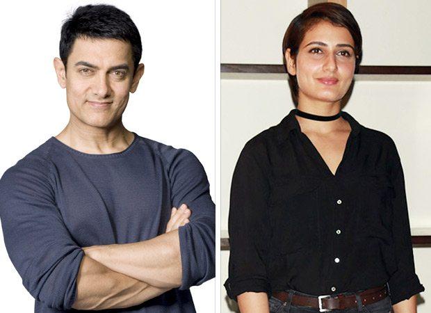 REVEALED: What Aamir Khan thinks of Fatima Sana Shaikh, , 2017