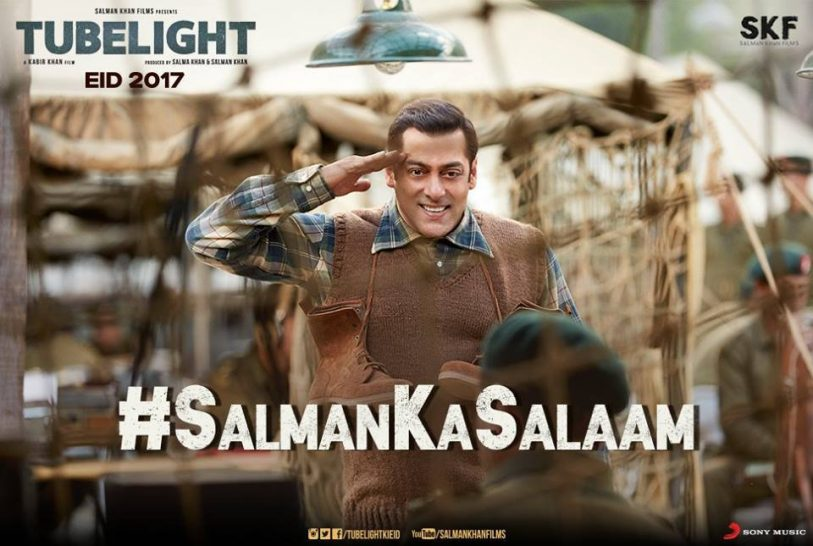 Salman Khan's 'TUBELIGHT' (2017) Trailer Points Out A Problematic Premise