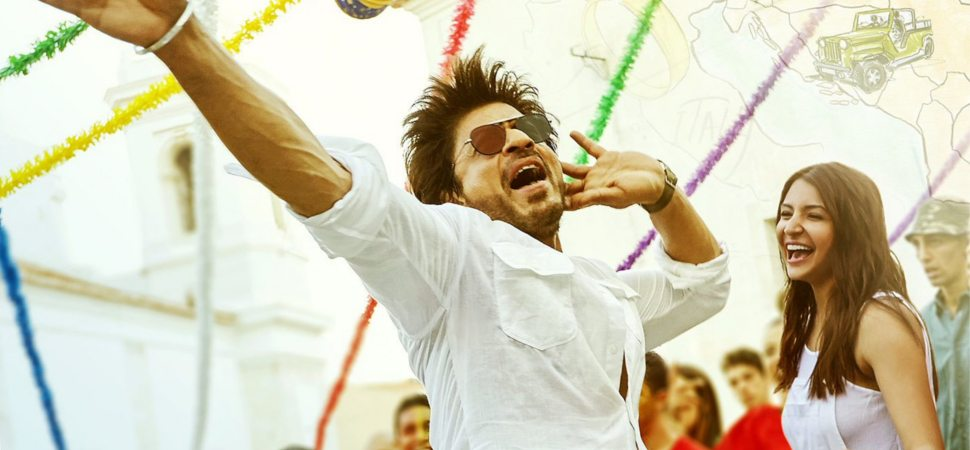 Anyone Else Creeped Out By The Womanizing SRK In 'Jab Harry Met Sejal' (2017) Mini Trailers?