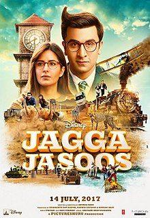 Jagga Jasoos, Ranbir Kapoor, Katrina Kaif, 2017