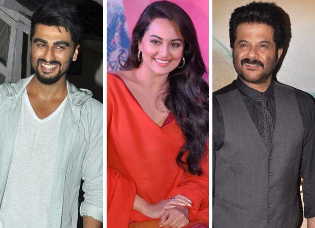Arjun Kapoor and Sonakshi Sinha to share judging panel along with Anil Kapoor for Nach Baliye, , 2017