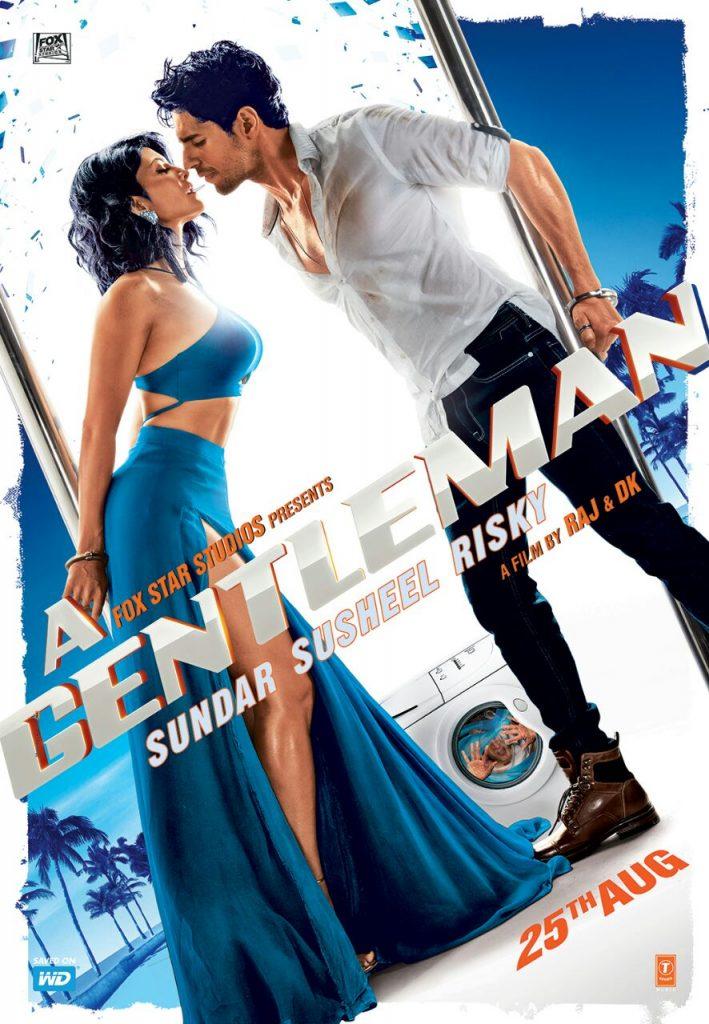 'A GENTLEMAN' (2017) Trailer Takes Full Advantage Of Sidharth Malhotra's 'Talents'