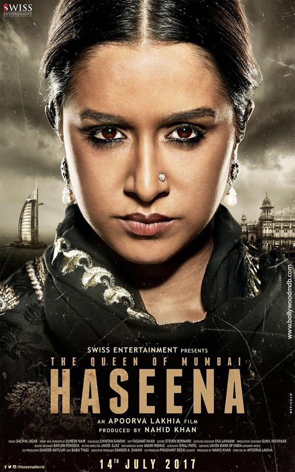The 'HASEENA PARKAR' (2017) Trailer Highlights A Massive Problem In Bollywood