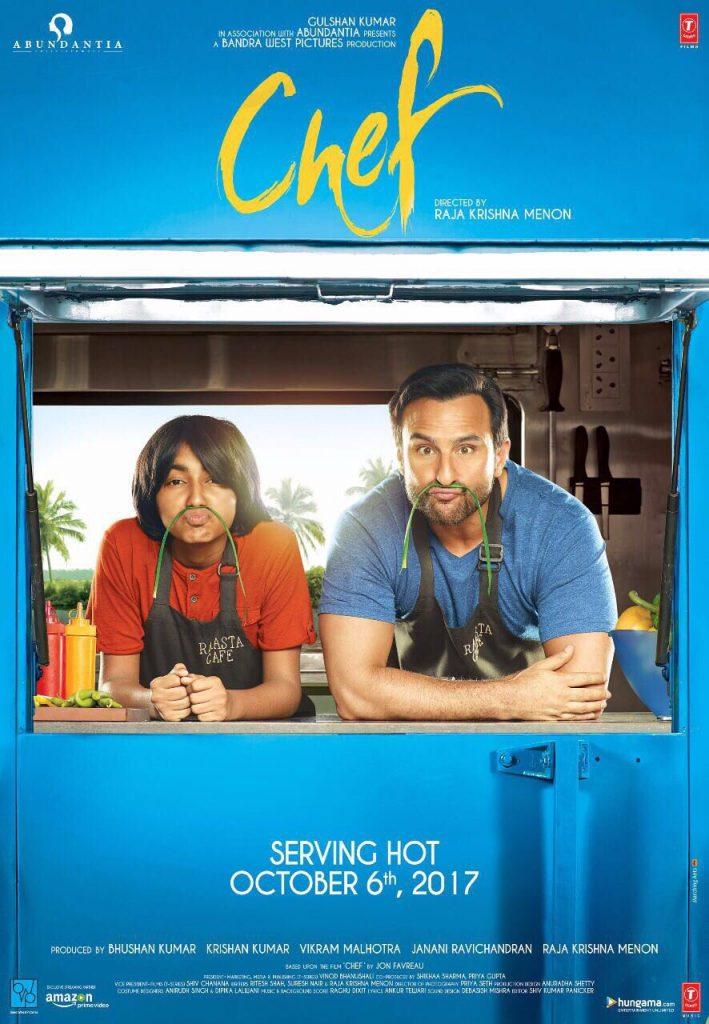 Saif Ali Khan's 'CHEF' (2017) Could Be A Worthy Bollywood Remake To Jon Favreau's Original