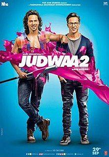 Judwaa 2, Varun Dhawan, Tapsee Pannu, Jacqueline Fernandez, Anupam Kher, Rajpal Yadav, 2017