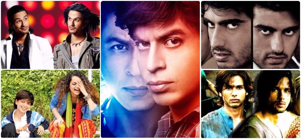 Seeing Double: 6 Best Dual Role Performances Of Bollywood Stars