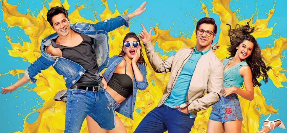 Movie Review: 'JUDWAA 2' (2017) – The Same Joke Told With New Vigour