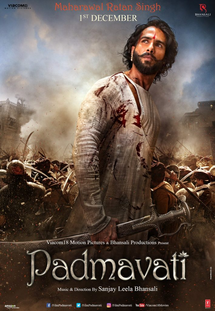 'PADMAVATI' (2017) Trailer Leaves Me With Angry, But Mixed Emotions!