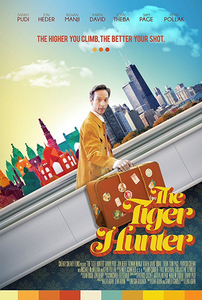 'THE TIGER HUNTER' (2017) Trailer Showcases An Indian Immigrant's Journey With Hilarity And Heart