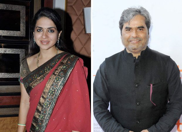 BJP spokesperson Shaina NC slams Vishal Bhardwaj for suggesting that court   s verdict in Talwars    favour was influenced by his film Talvar, , 2017