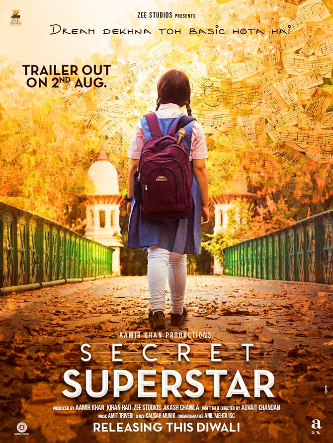 Movie Review: 'SECRET SUPERSTAR' (2017) - A Musical Journey Worth Taking