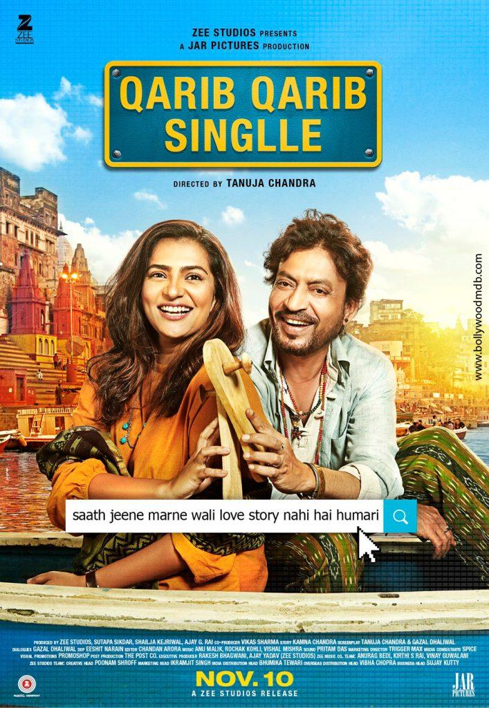 Is 'QARIB QARIB SINGLE' (2017) The Least Interesting Irrfan Khan Movie This Year?