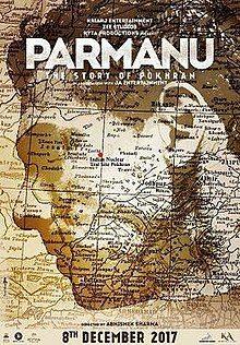 Parmanu: The Story Of Pokhran, John Abraham, Diana Penty, Boman Irani, 2018