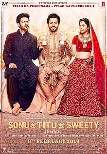Sonu Ke Titu Ki Sweety, Kartik Aaryan, Nushrat Bharucha, Sunny Nijar, 2018