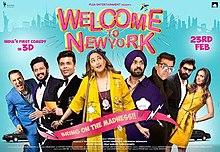 Welcome To New York, Karan Johar, Diljit Dosanjh, Lara Dutta, Sonakshi Sinha, Riteish Deshmukh,Boman Irani, 2018