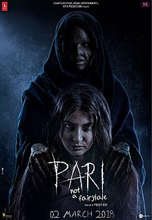Pari, Anushka Sharma, Parambrata Chatterjee, Rajat Kapoor, Ritabhari Chakraborty, Mansi Multani, 2018