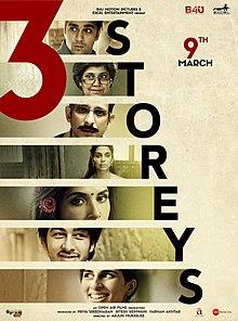 3 Storeys, Richa Chaddha, Pulkit Samrat, Sharman Joshi, Renuka Shahane, Masumeh Makhija, Laksh Singh, Masume Makhija, Aisha Ahmed, Ankit Rathi, 2018