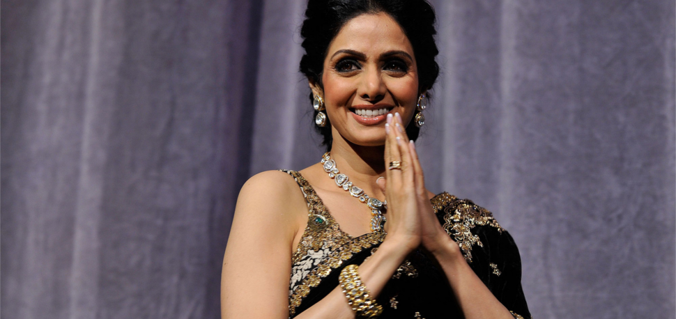 Spotlight: SRIDEVI – A Legend And Icon Gone Too Soon